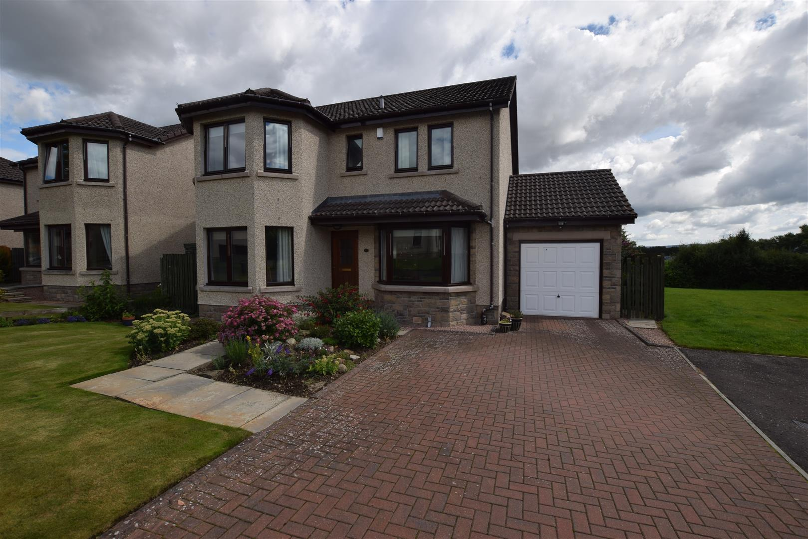 15, Birch Avenue, Blairgowrie, Perthshire, PH10 6XE, UK